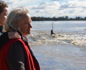 Louise Burge: A campaign using claims of a dead and dying Murray River to gain more water for South Australia.