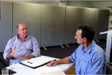 "Chris Brooks (Southern Riverina Irrigators Chairman) interview ""Don't ever give up."""
